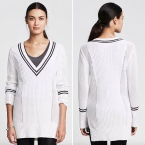 NWT Banana Republic Sweater Tunic Knit Top Large